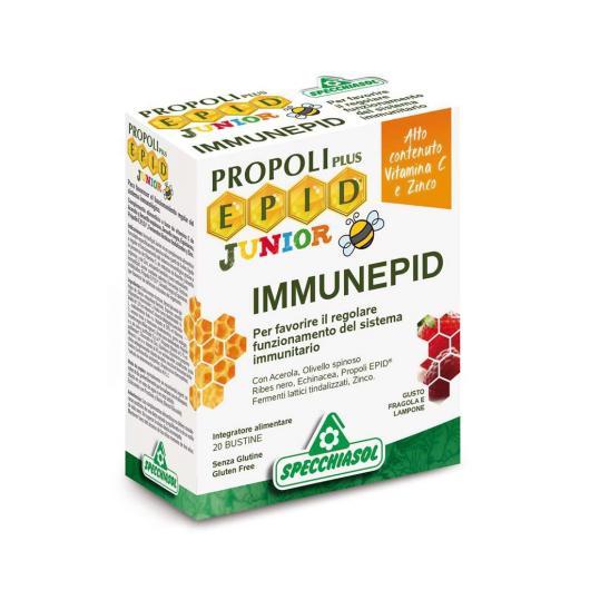 Inmunepid Junior Specchiasol, 20 sobres