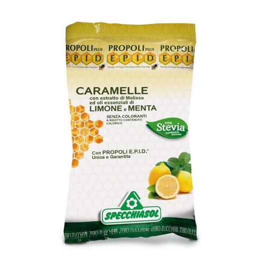 Caramelos Limon Specchiasol, 24 caramelos