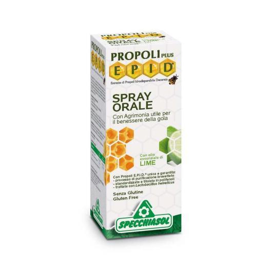 Spray Bocca Lime Specchiasol, 15 ml
