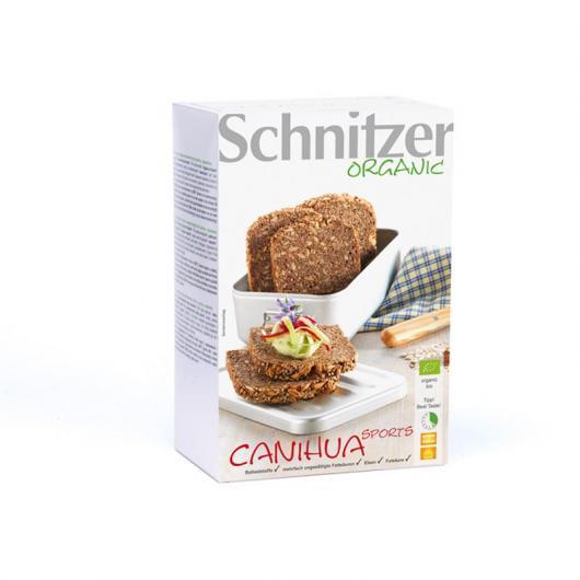 Pane DI Cañihua senza glutine bio Schnitzer 650 g