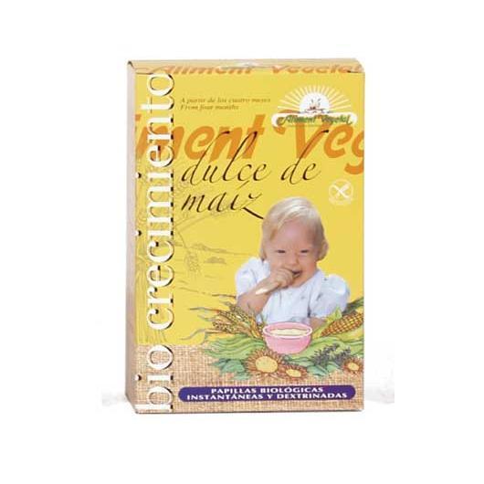 Papilla dulce de maíz Aliment Vegetal, 400 g