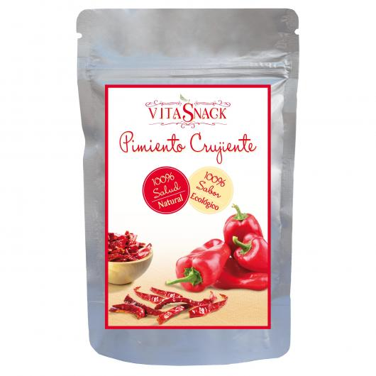 Pimiento Crujiente VitaSnack 24 g