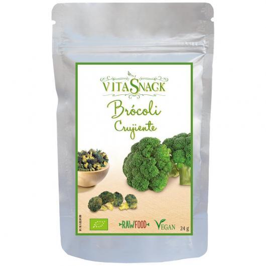 Broccoli disidratati VitaSnack 24 g