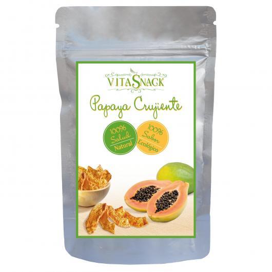 Papaya Crujiente VitaSnack 24 g
