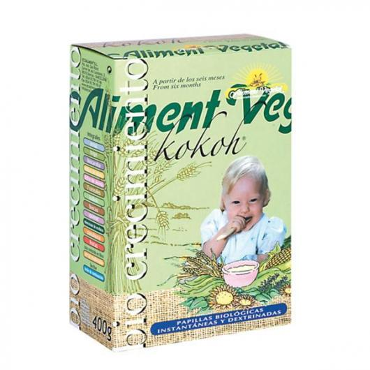 Papilla de Kokoh Aliment Vegetal, 400 g