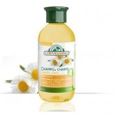 Shampoo Capelli Biondi e Fragili alla Camomilla, betulla e grano, Corpore Sano, 300 ml