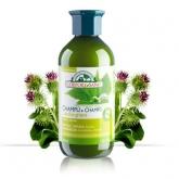 Shampoo Ampu per Capelli Grassi all' ortica , hamamelis e lima Corpore Sano, 300 ml