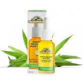 Olio all'Aloe Vera addolcisce e idrata Corpore Sano, 30 ml