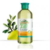 Gel Baño Argán y Aloe Vera nutritivo y reestructurante Corpore Sano, 500 ml