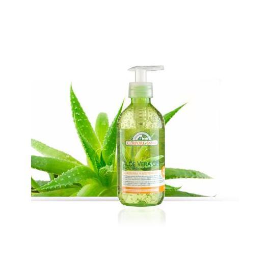 Gel Aloe Vera + Olio di Argán, Copore Sano, 300 ml