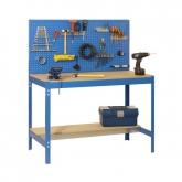 Banco de trabajo Simonrack Kit BT-2 Azul/Madera