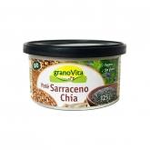 Paté Sarraceno y Chia Bio granoVita, 125 gr