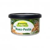 Paté Nuez y Pesto Bio granoVita, 125 gr