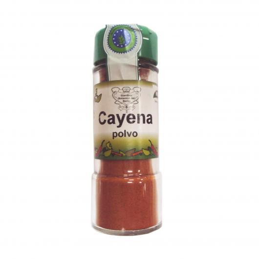 Condimento Cayena en polvo Biocop 40 g