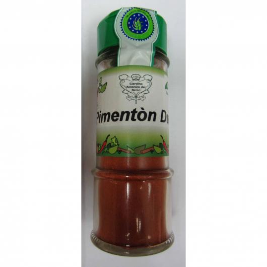 Pimentón dulce Biocop 40 g