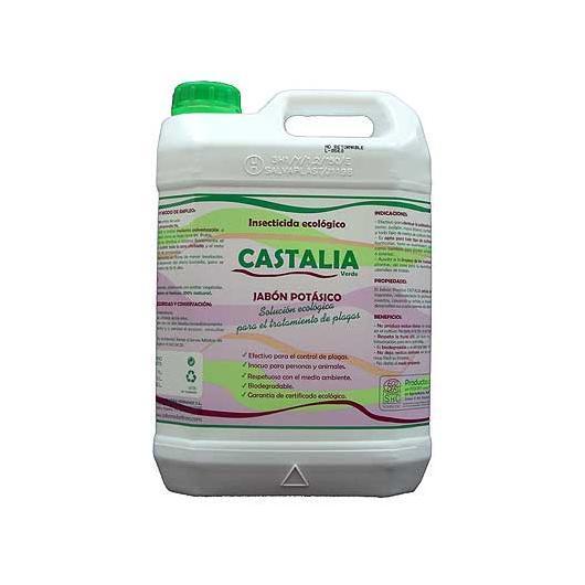 Jabón potásico 5 L.