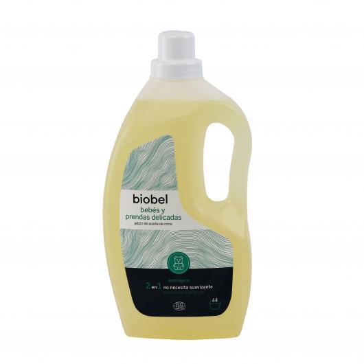 Jabón ropa de bebés y pieles sensibles BIOBEL 1,5 L