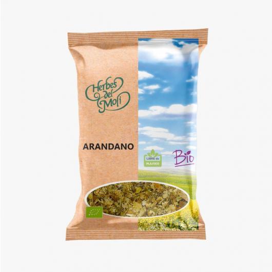Arándano en hojas Herbes del Molí, 30 gr