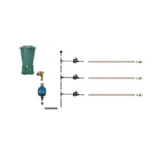 Kit irrigazione per deposito