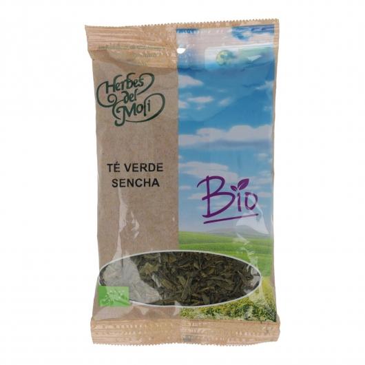 Té Verde Senchá Herbes del Molí, 70 gr