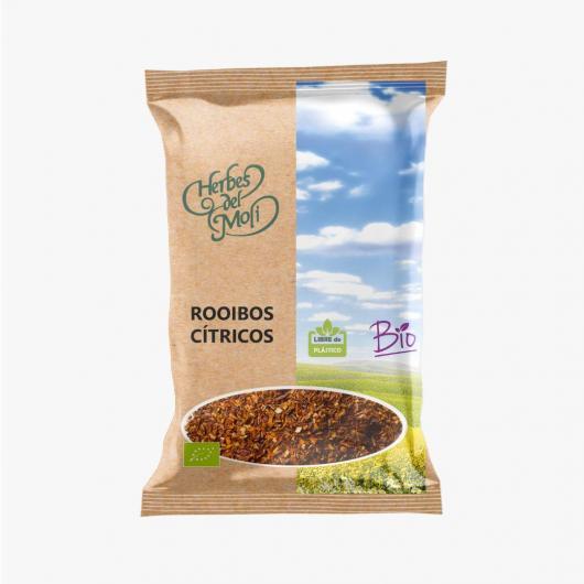 Rooibos aroma agrumi Herbes del Molí, 70 g