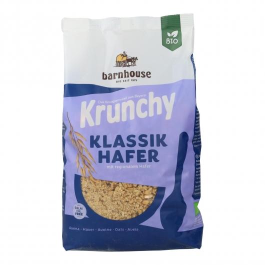 Muesli Krunchy Classic Barnhouse, 600 g