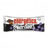 Barretta Energetica di Cioccolato Nutrisport, 24 Unitá