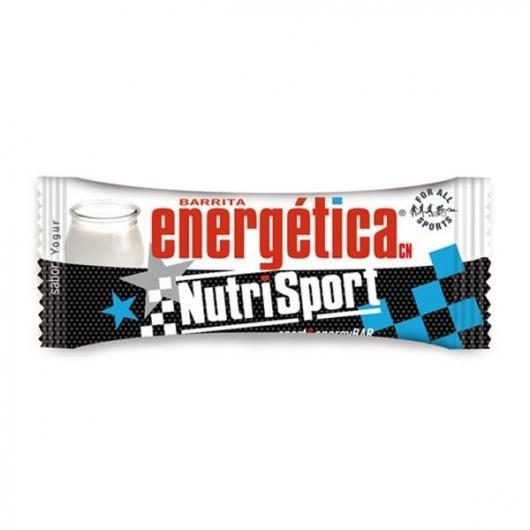 Barrita Energética de Yogurt Nutrisport, 24 Unidades