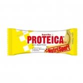Barrette Proteiche Banana Nutrisport, 24 unitá