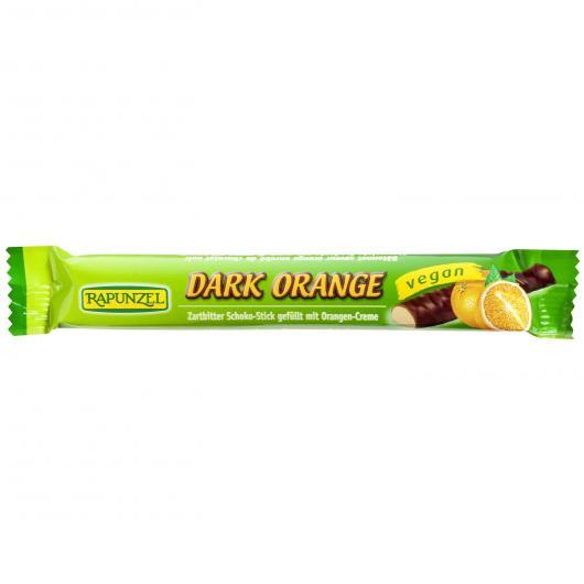 Barrita de Chocolate Negro con Naranja Rapunzel 22 g