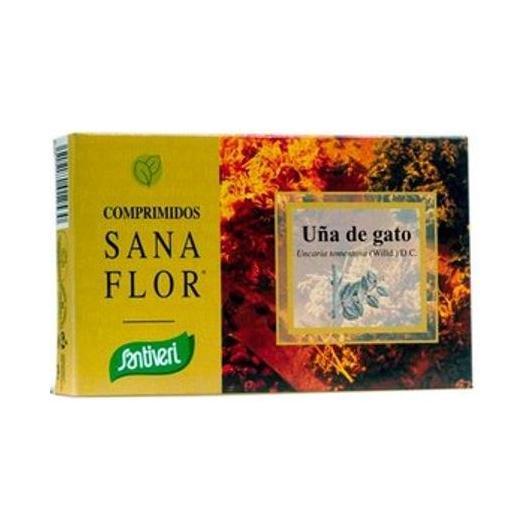 Unghia De Gatto Santiveri, 60 Compresse