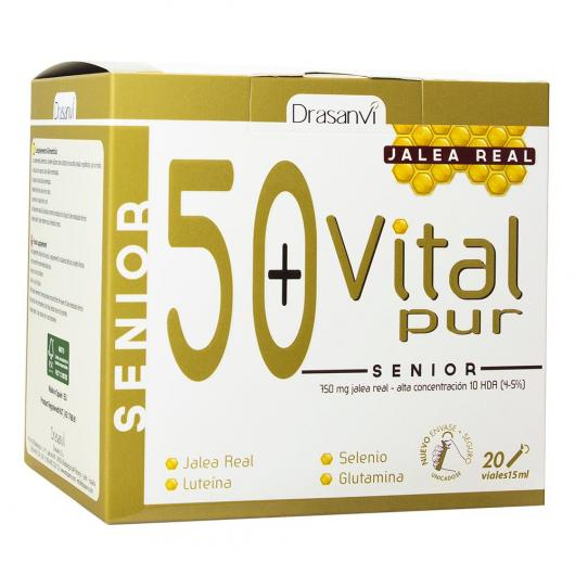 Vitalpur Senior Drasanvi, 20x15 ml