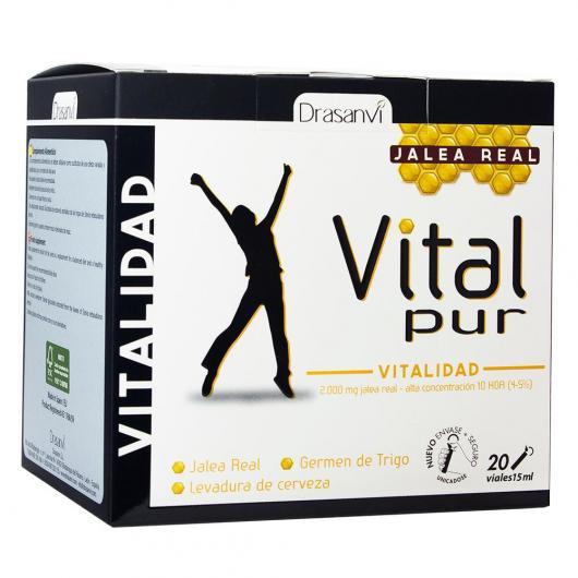 Vitalpur Vitalidad  Drasanvi, 20x15 ml