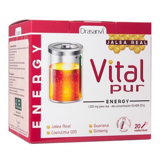 Vitalpur Energy  Drasanvi, 20x15 ml