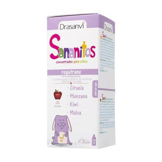Sananitos Estratto ad alto contenuto di fibre Drasanvi, 150 ml