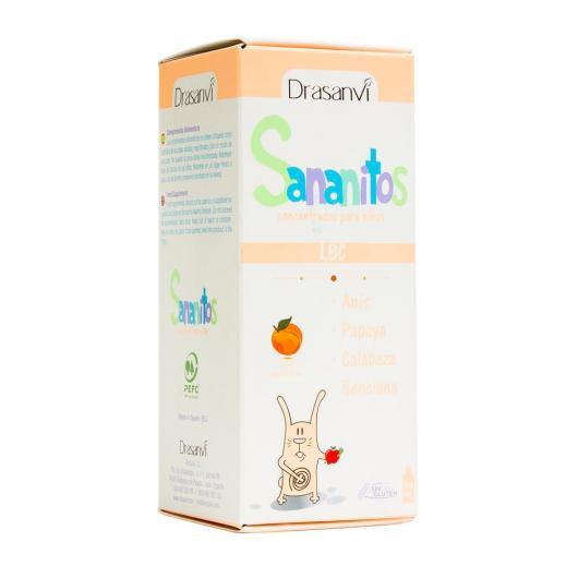 Sananitos LBC Drasanvi, 150 ml