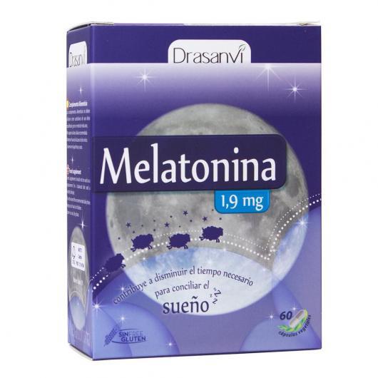 Melatonina Drasanvi, 60 Capsule