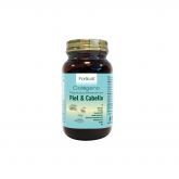 Collagene Bioactio Pelle e Capelli Forticoll, 120 compresse, 120 gr