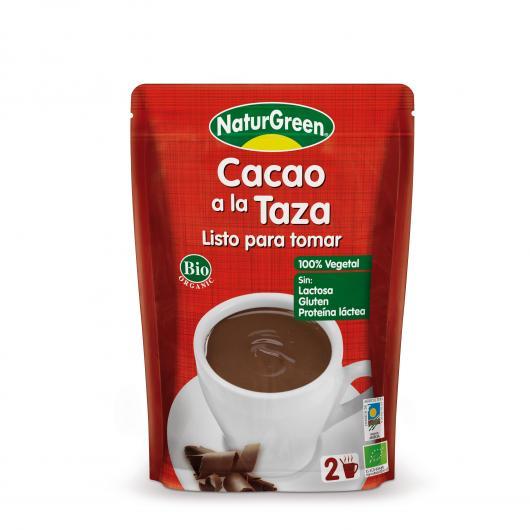 Cacao liquido da tazza Naturgreen, 330 ml