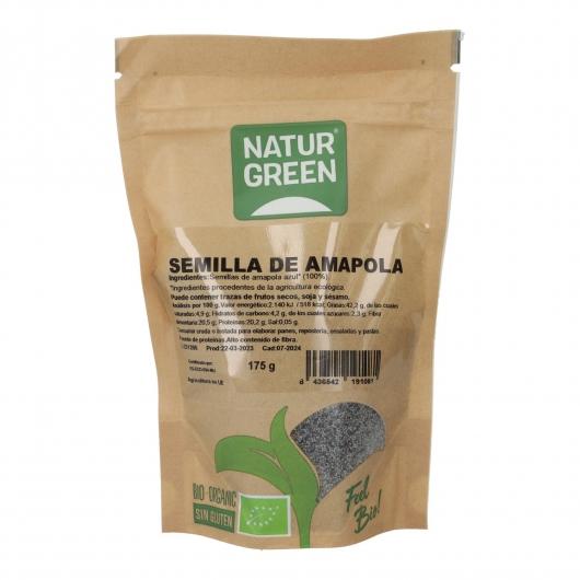 Semi di Papavero Naturgreen, 175 g