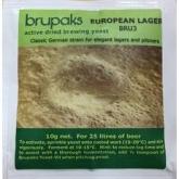 Levadura en polvo Profesional European Lager BRU3- Brupaks 10g