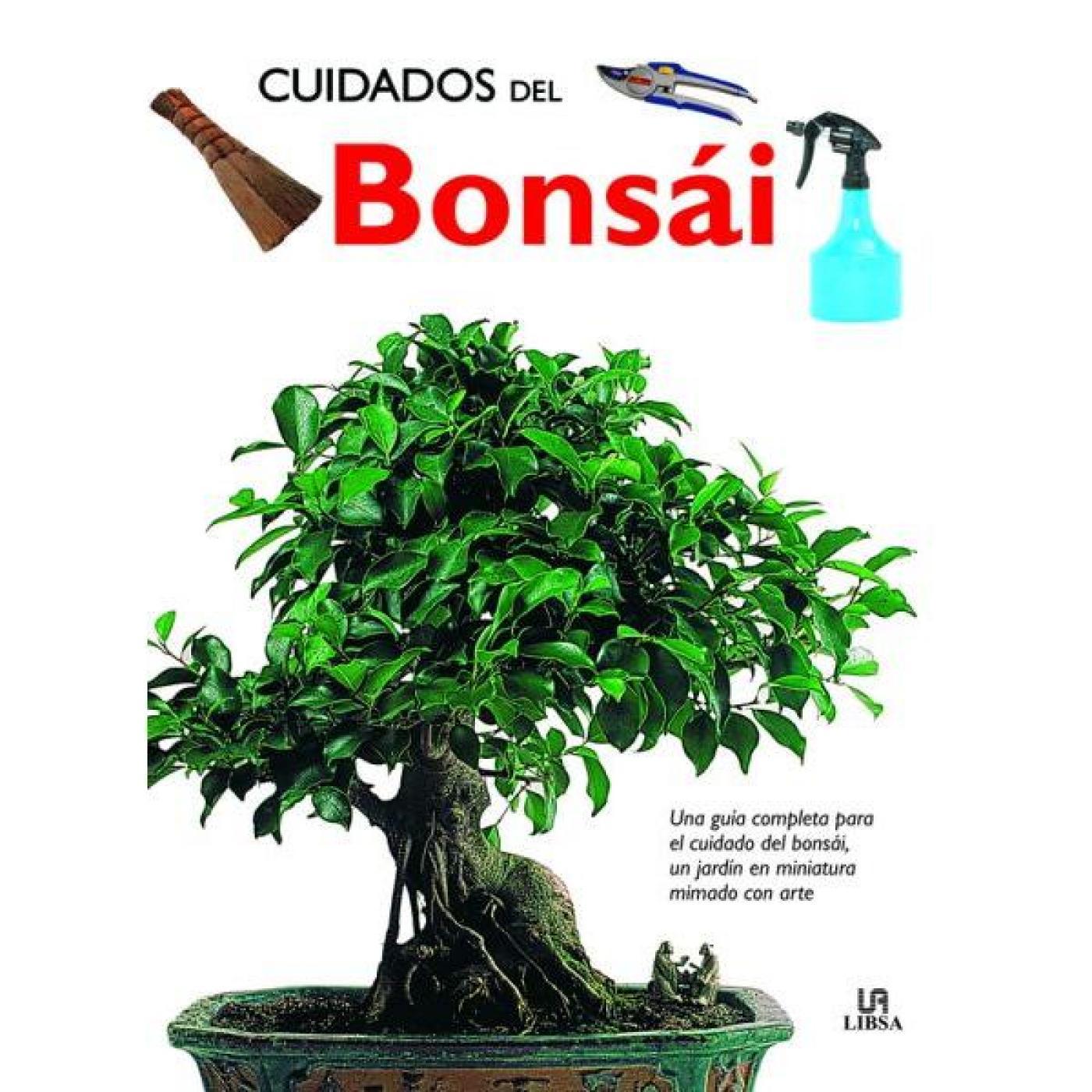 Cuidados del bons i por 11 95 en planeta huerto - Cuidado del bonsai ...