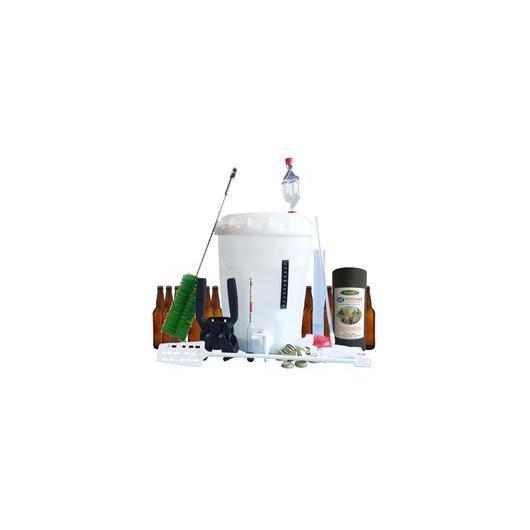 Mini Equipo Completo 10L. + Scottish 80 + 30 botellas