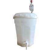 Cubo di fermentazione completo 11 litri