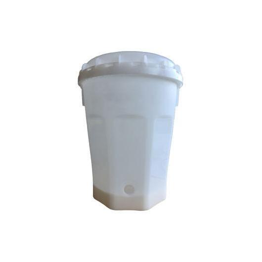 Secchio di fermentacione con tappo 11 litri