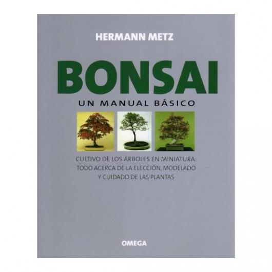Bonsai. Un manual básico