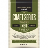 Levadura Mangrove Jack Bavarian Wheat M20 - Craft Series 10g