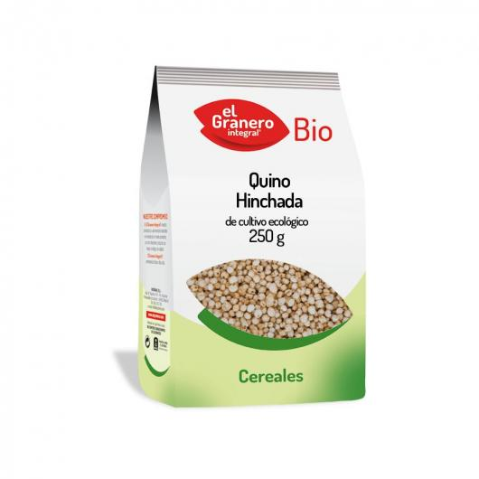 Quinoa Hichada El Granero Integral 250 g