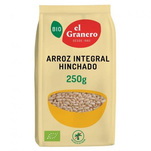Riso Integrale Soffiato El Granero Integrale 250 g