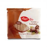 Fette Tostate di Castagna senza Glutine BIO El Granero Integral, 100 g